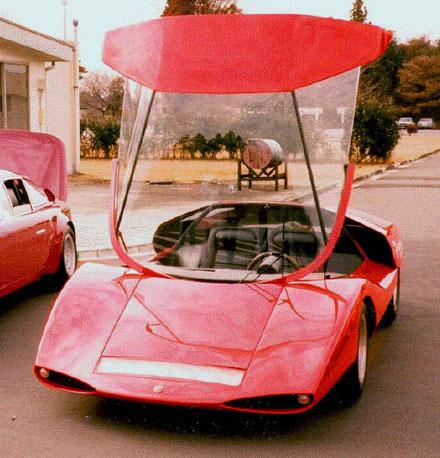Abarth_2000_Pininfarina_Front