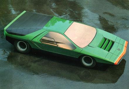 Alfa Romeo Carabo Bertone