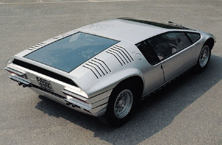 Bizzarrini_Manta_1968_Rear