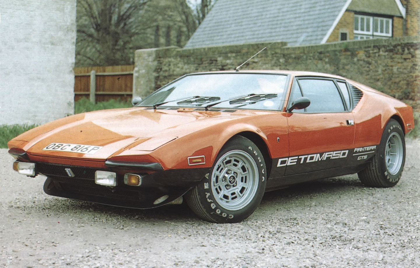 1970s supercars de tomaso pantera detomaso. Black Bedroom Furniture Sets. Home Design Ideas