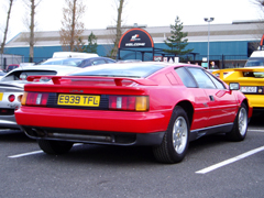 Esprit_Turbo_Rear_view