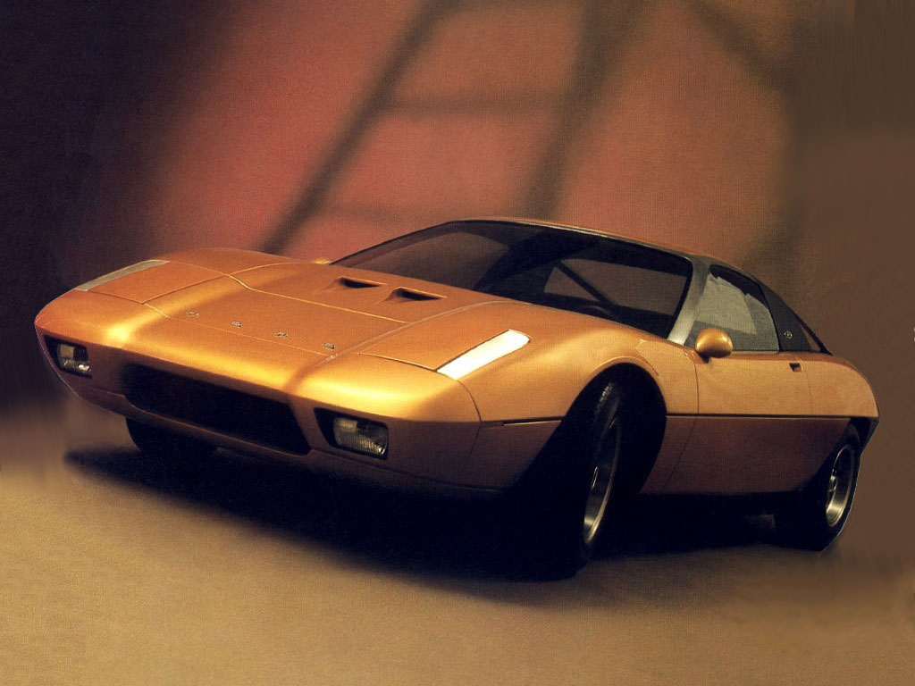 1970s Supercars Ford Gt70
