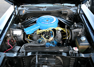 Ford_Mustang_V8_302_Engine
