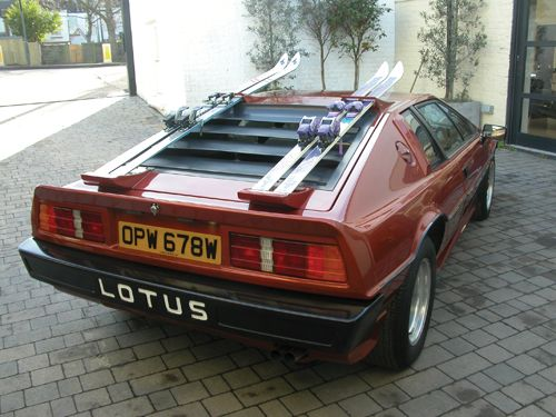 James Bond Lotus Esprit Turbo Car