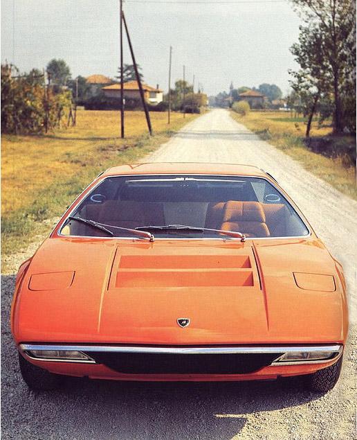 1970 Lamborghini Urraco P250 | Classic Automobiles