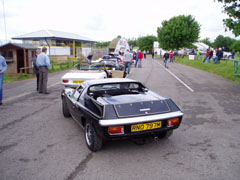 Castle Combe Club Lotus