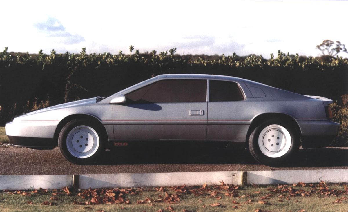 Lotus. Lotus Esprit 1985