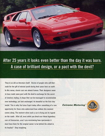 Lotus_Esprit_Advert_2001