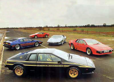 Sport Cars on Great British Sports Cars Lotus Esprit Classic Car May 1996