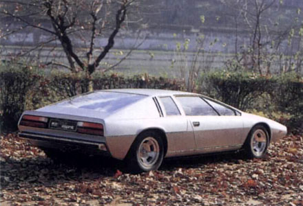 Lotus Esprit Dream Car