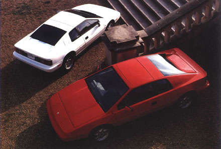 Lotus Esprit Exotic