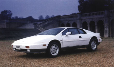 Lotus Esprit Federal