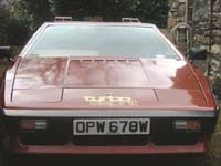 Lotus Esprit James Bond For Your Eyes Only