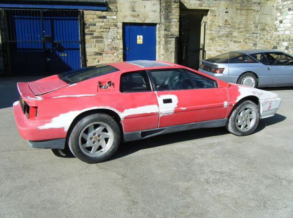 Lotus_Esprit_Preparation