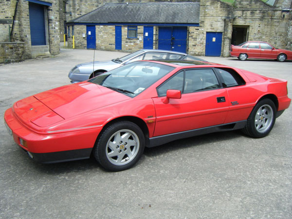 Lotus_Esprit_Respray_Before
