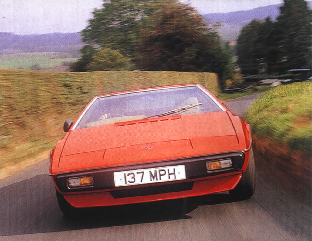 lotus esprit buyers guide classic sports car. Black Bedroom Furniture Sets. Home Design Ideas