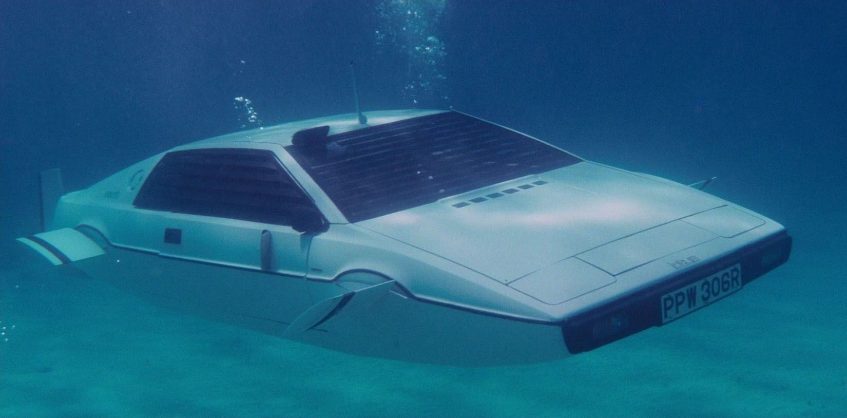 Lotus Esprit S1 Spy Who Loved Me