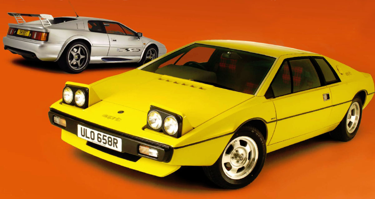 Lotus Esprit Buyers Guide Octane Magazine