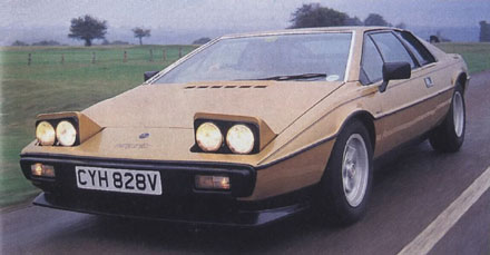 lotus esprit giugiaro buyers guide. Black Bedroom Furniture Sets. Home Design Ideas