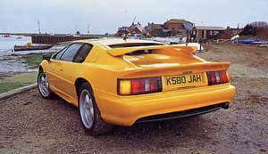 Lotus_Esprit_S4_Rear_Yellow