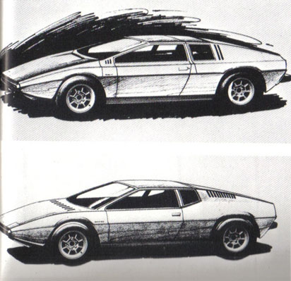 Lotus_Esprit_Sketch_1972