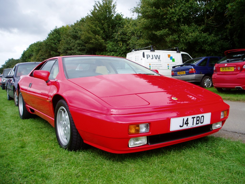 1989 Lotus Esprit Turbo Hc Related Infomation