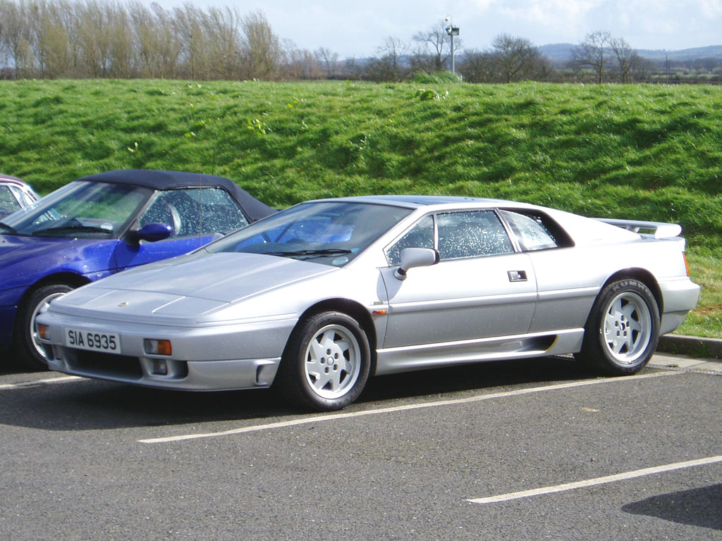 1991 Lotus Esprit Turbo Se Related Infomation