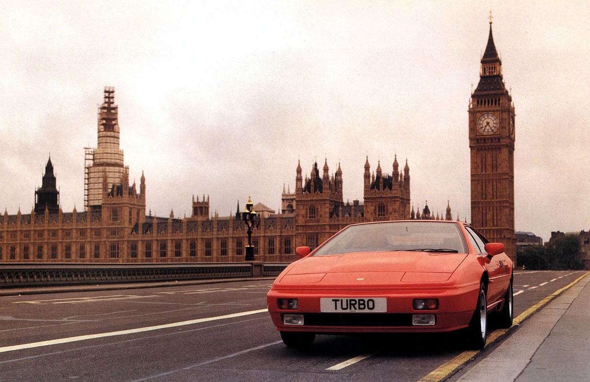 Idea per una stampa Lotus_Esprit_X180_Red_London_Parliament