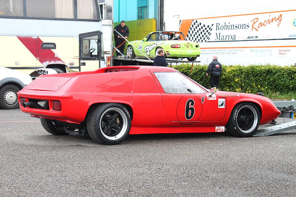 Lotus Track Day 2011