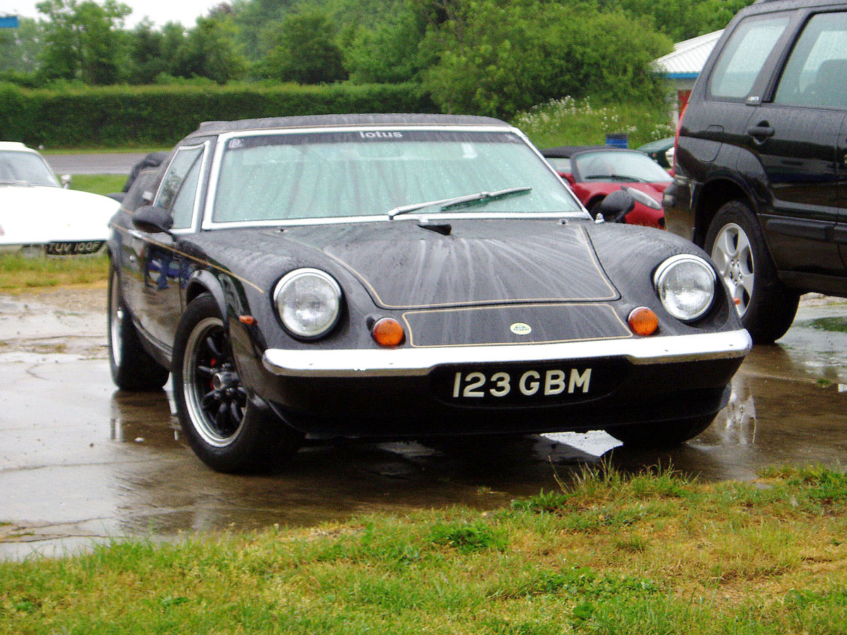 1973 Lotus Europa Special Related Infomation