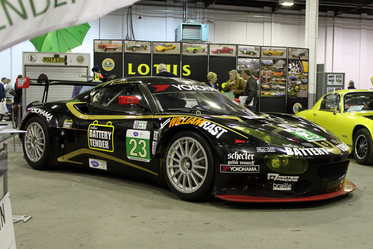 Mosler Race Car