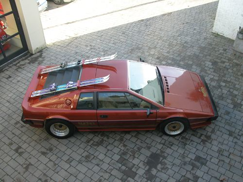 Lotus Turbo Esprit 007
