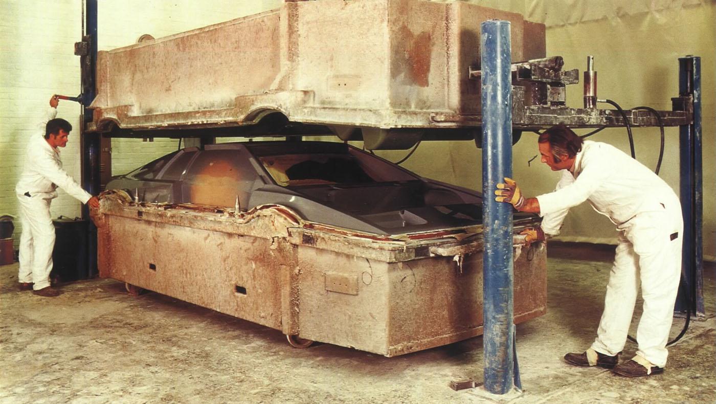 Изготовление кузова автомобиля