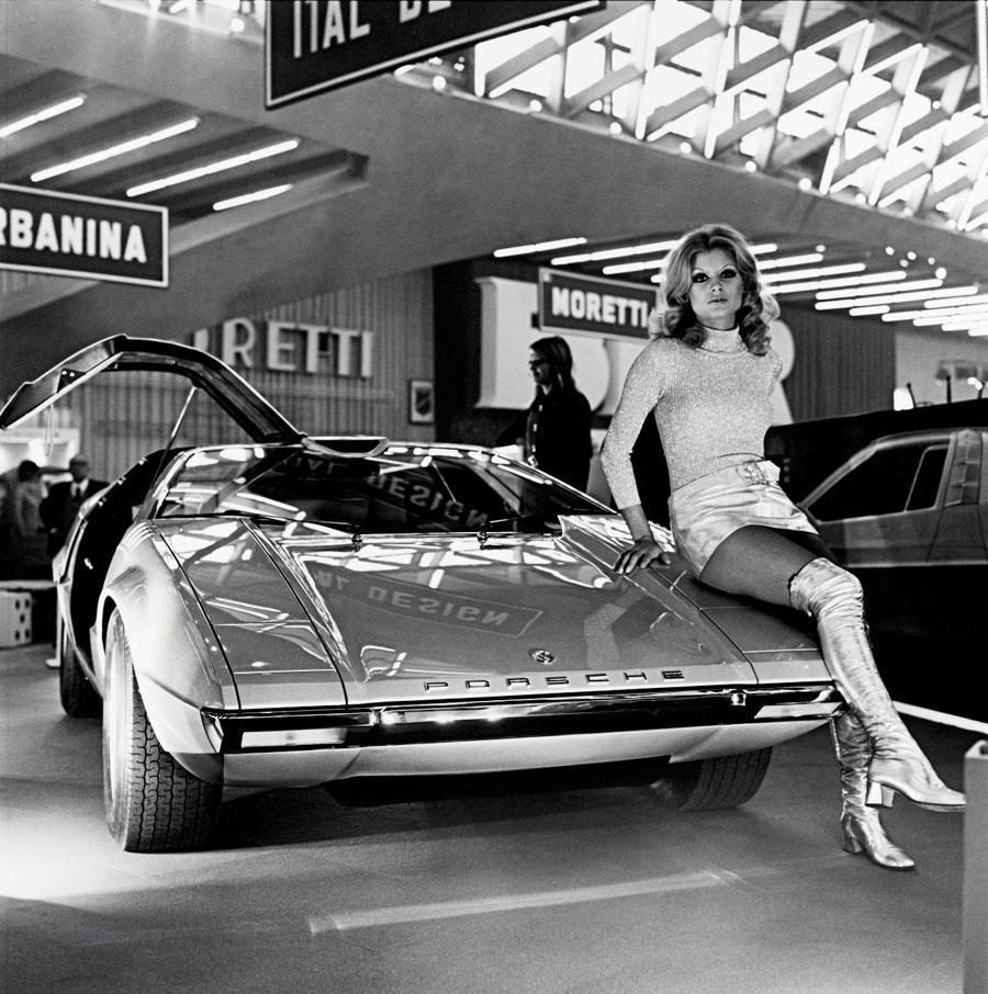1970s Supercars Porsche Tapiro