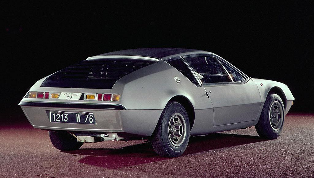 1970s supercars renault alpine a310. Black Bedroom Furniture Sets. Home Design Ideas