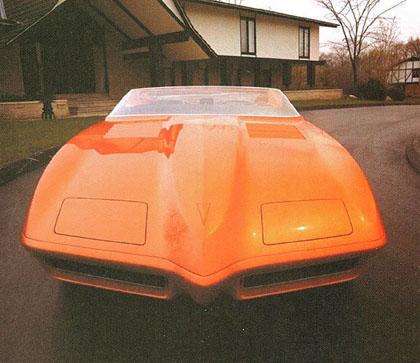 1960s Supercars - Pontiac Banshee II