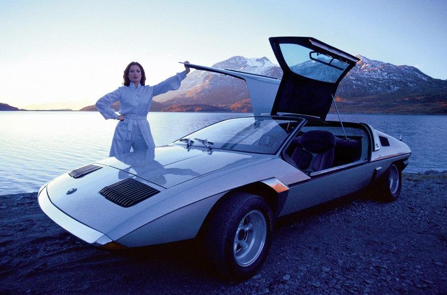 1970s Supercars Michelotti Matra Laser