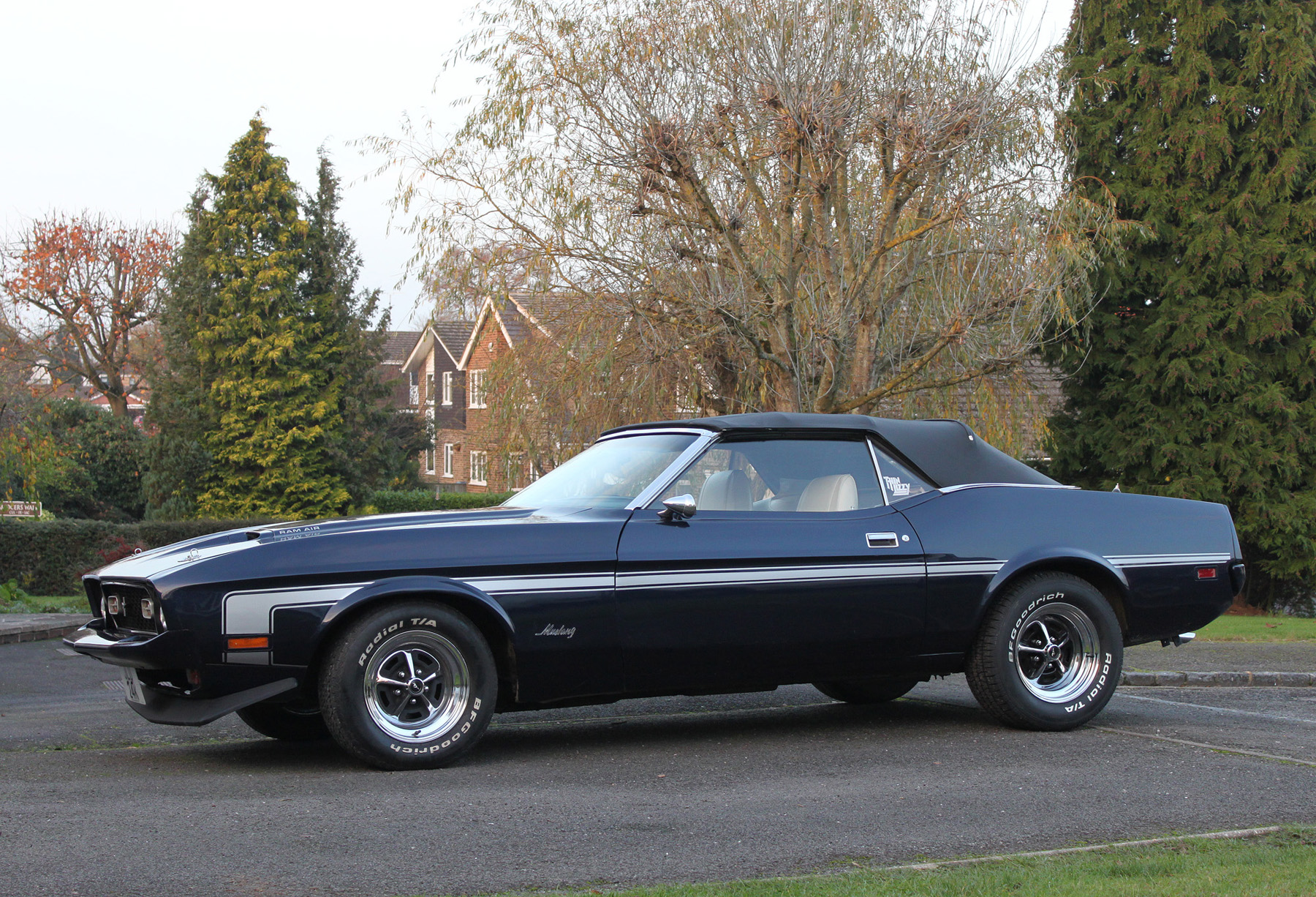 Ford Mustang Convertible 1972