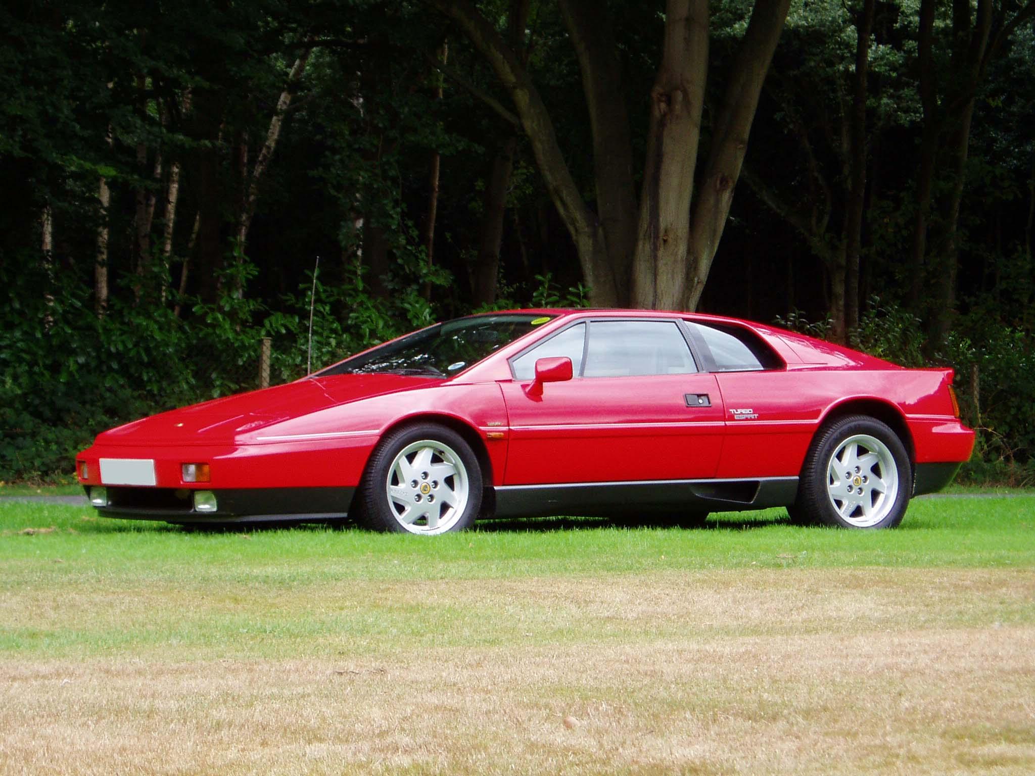 Lotus Esprit Turbo 1988