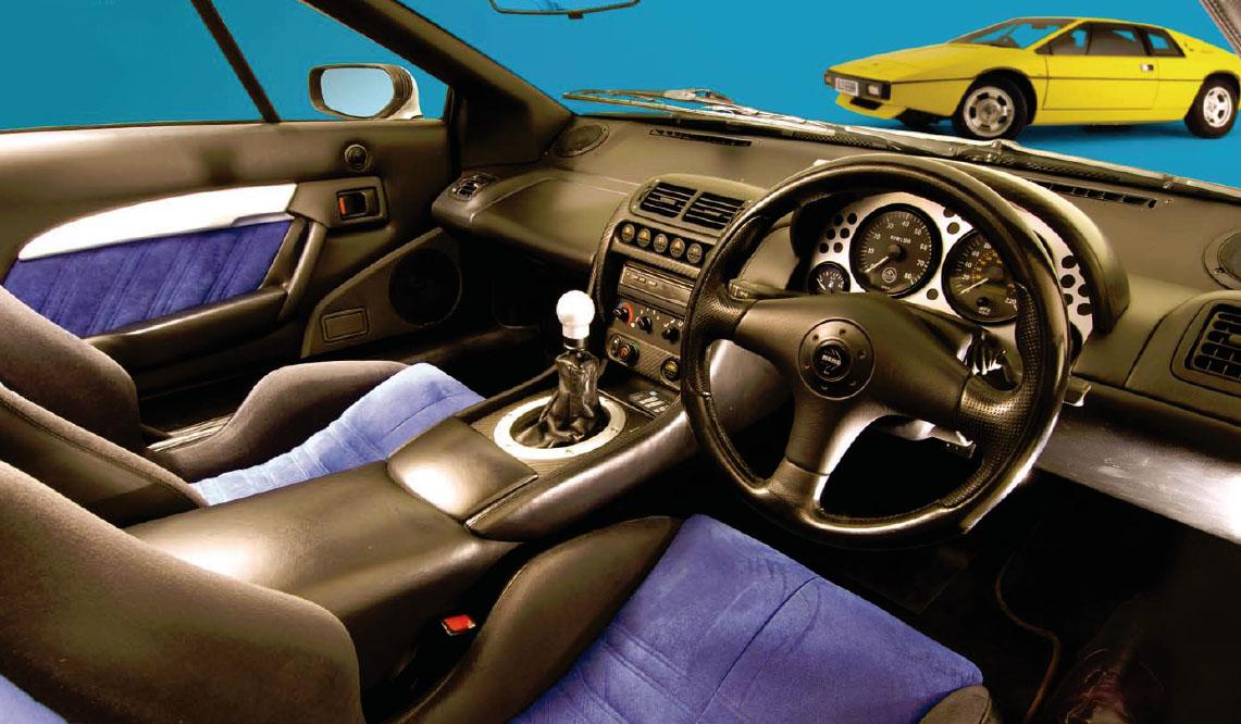 Lotus_Esprit_S350_Interior