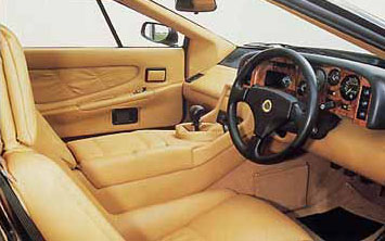 Lotus_Esprit_SE_Interior