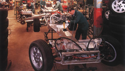Lotus_Esprit_Turbo_Chassis