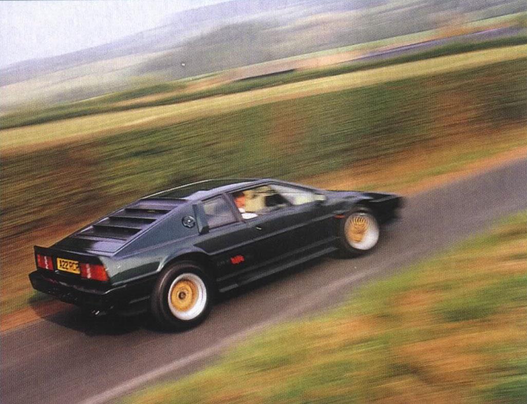 Lotus Esprit Buyers Guide Classic Amp Sports Car