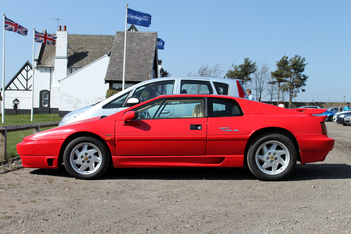 Red Lotus Car For Sale