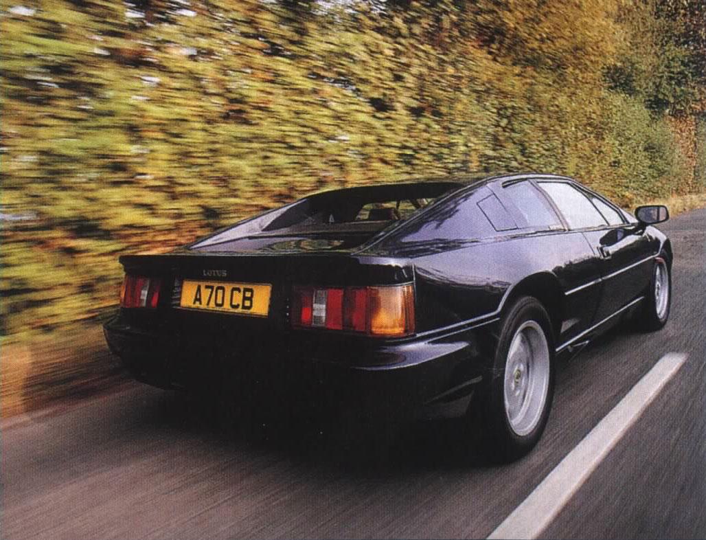 Lotus esprit buyers guide classic sports car lotusespritturbostevens1991 lotus esprit turbo vanachro Choice Image