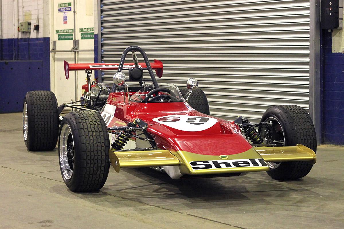 Club Lotus Donington 2011